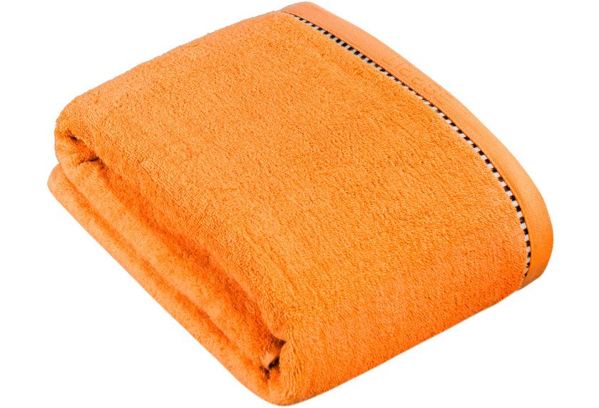 "ESPRIT Frottierserie \""Box Solid\"" mandarin"