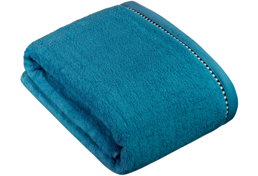 "ESPRIT Frottierserie \""Box Solid\"" ocean blue"