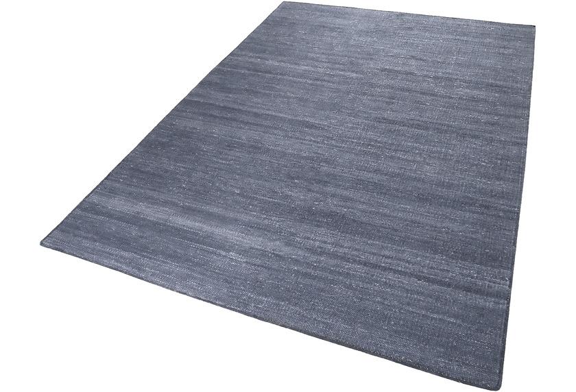 ESPRIT Handweb-Teppich Rainbow Kelim ESP-7708-13 blaugrau 200x290