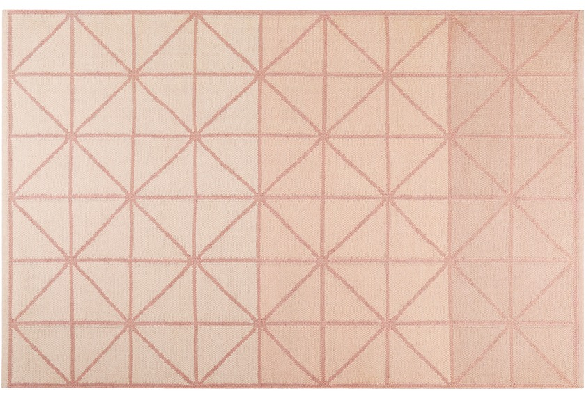 ESPRIT Kelim-Teppich Noora Kelim ESP-6226-03 rosa