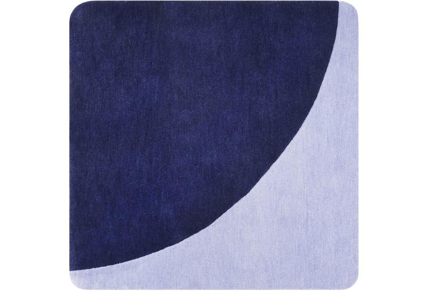 ESPRIT Kurzflor-Teppich Corro ESP-4307-02 blau