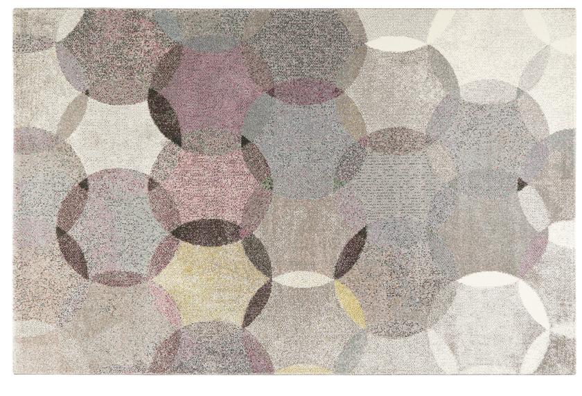 ESPRIT Kurzflor-Teppich Modernina ESP-21627-695 beige