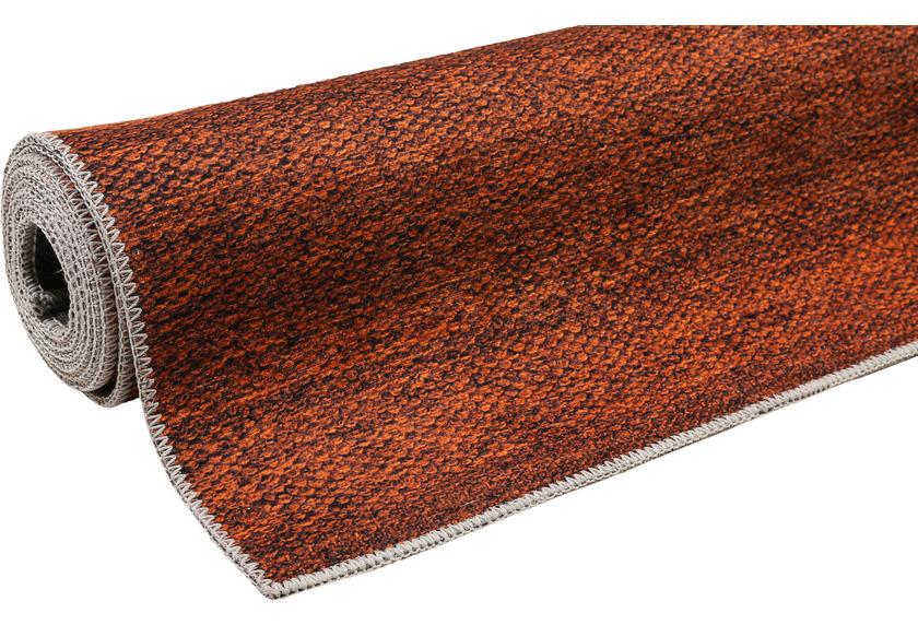 ESPRIT Kurzflor-Teppich Perry ESP-0147-06 rost