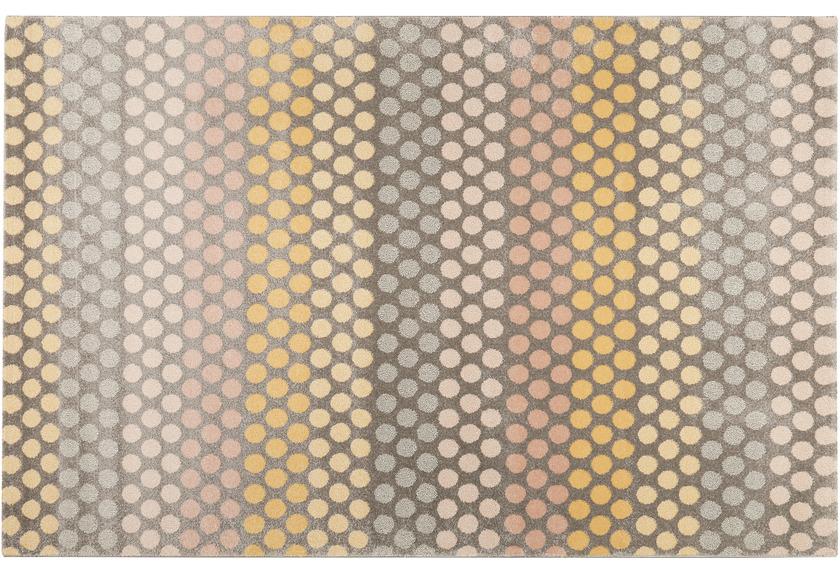 ESPRIT Kurzflor-Teppich SPOTTED STRIPE ESP-80274-095 braun