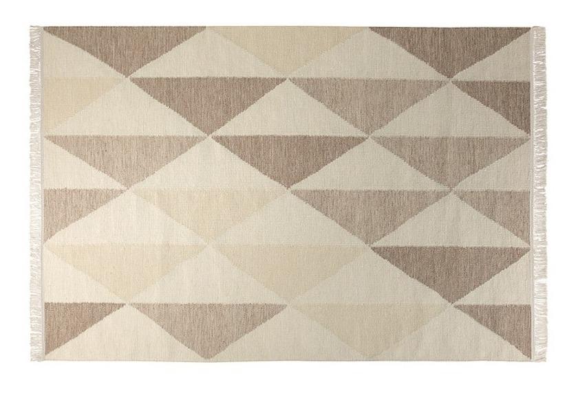 esprit teppich natural triangular esp 7016 02 grau im wunschma konfigurieren und bei tepgo. Black Bedroom Furniture Sets. Home Design Ideas