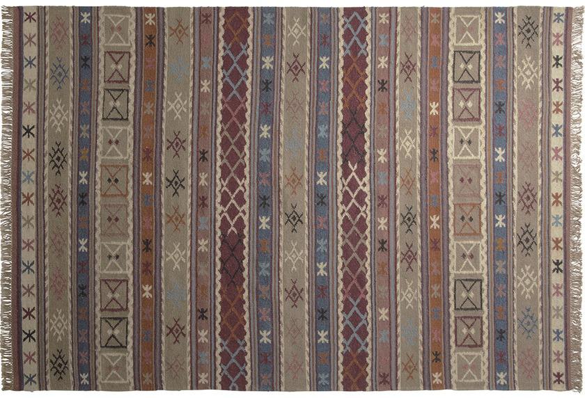 ESPRIT Handwebteppich, Agra, ESP-7052-01