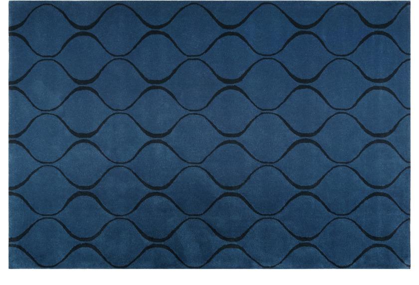 ESPRIT Teppich Aramis ESP-4182-02 blau