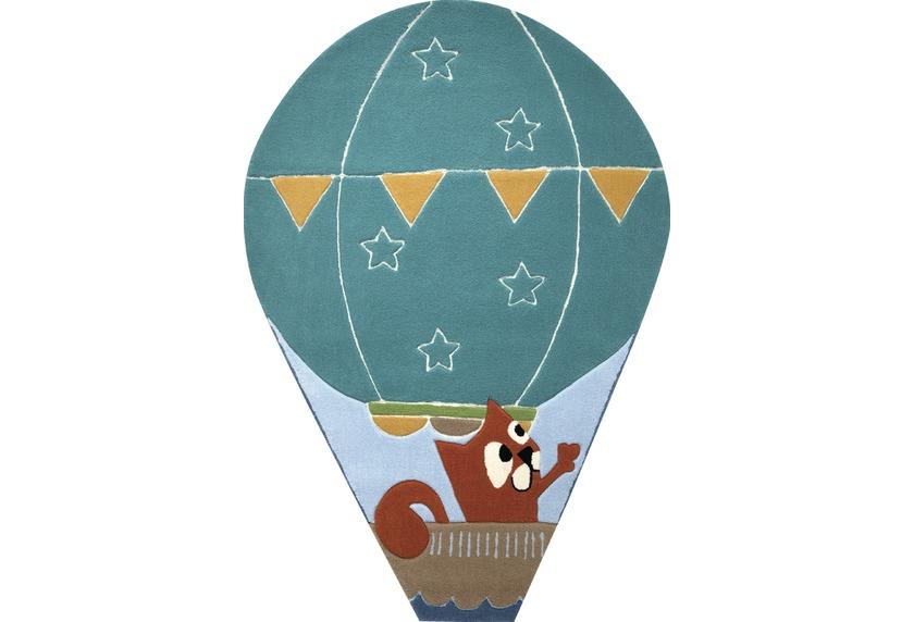 ESPRIT Kinderteppich Balloon ESP-4014-02