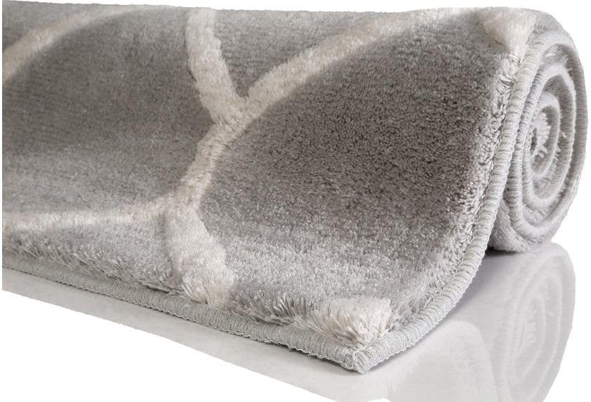 ESPRIT Teppich ESP-2427-03 Oriental tile grau