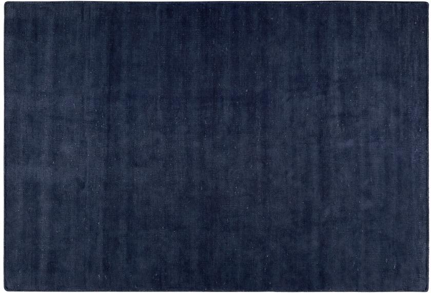 ESPRIT Teppich Maya Kelim ESP-6019-05 dunkelblau
