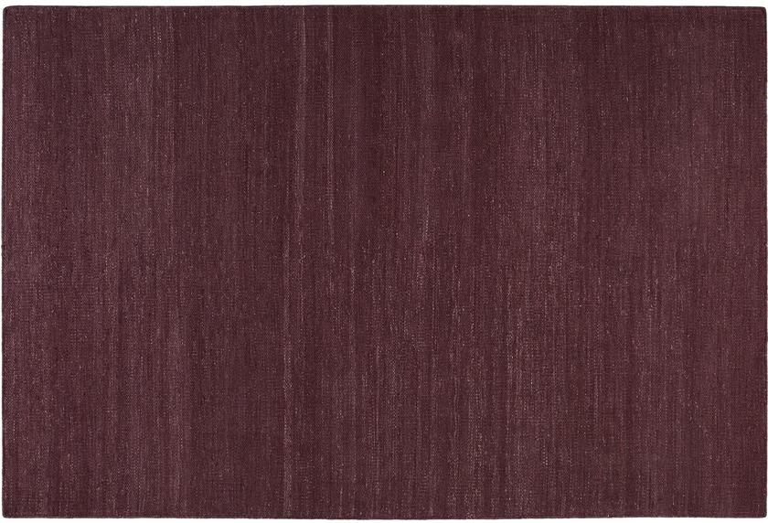 ESPRIT Handwebteppich Rainbow Kelim ESP-7708-03 rot