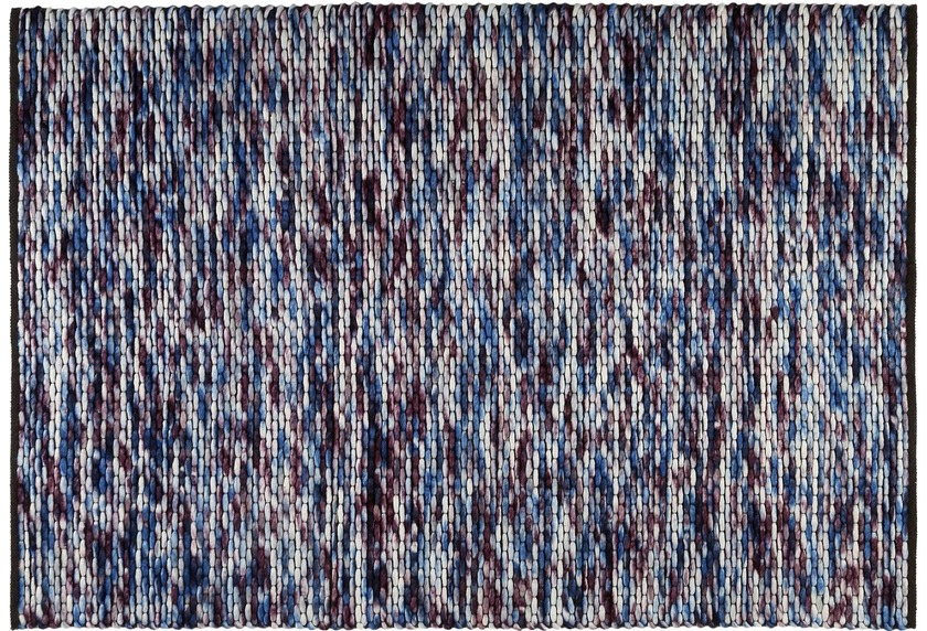 ESPRIT Handwebteppich Reflection ESP-1431-07 lila