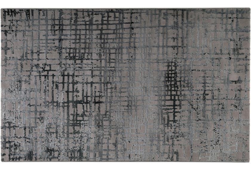 ESPRIT Teppich Velvet grid ESP-3385-953 petrol