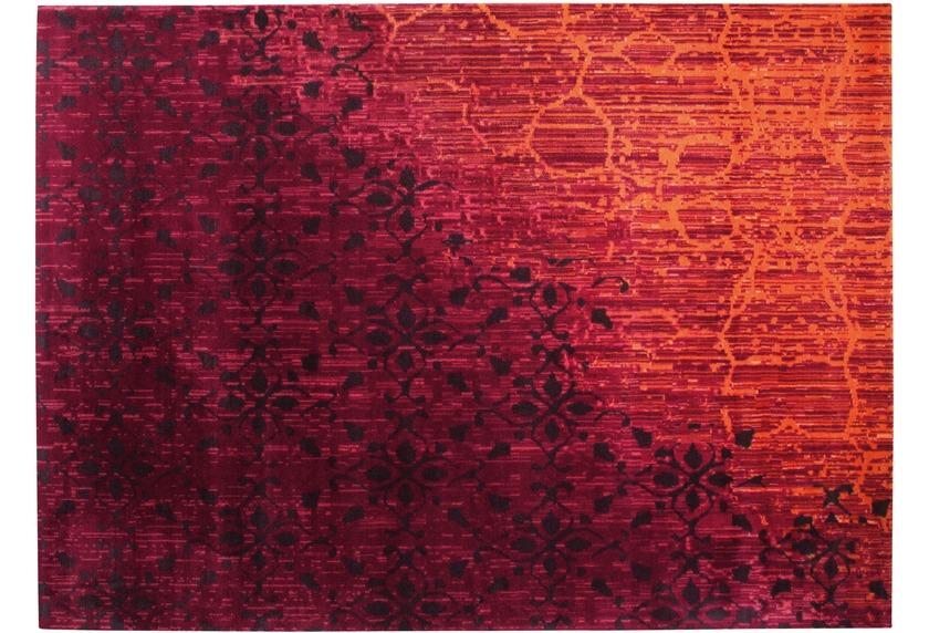 Esprit teppich vintage esp rot angebote bei tepgo kaufen