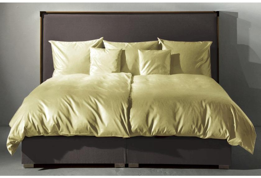 fischbacher bettw sche 105 satin beige 7 wohnaccessoires bei tepgo kaufen versandkostenfrei. Black Bedroom Furniture Sets. Home Design Ideas