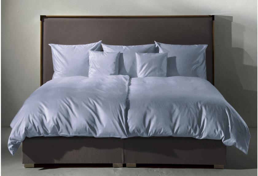 fischbacher bettw sche 105 satin blau 71 wohnaccessoires bei tepgo kaufen versandkostenfrei. Black Bedroom Furniture Sets. Home Design Ideas