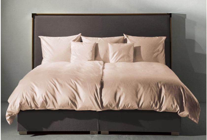fischbacher bettw sche 105 satin rosa pink 828 wohnaccessoires bei tepgo kaufen versandkostenfrei. Black Bedroom Furniture Sets. Home Design Ideas