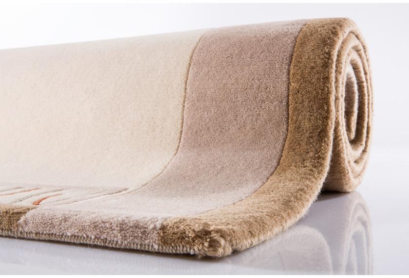 ghorka exclusive nepal teppich 318 beige teppich nepalteppich bei tepgo kaufen versandkostenfrei. Black Bedroom Furniture Sets. Home Design Ideas