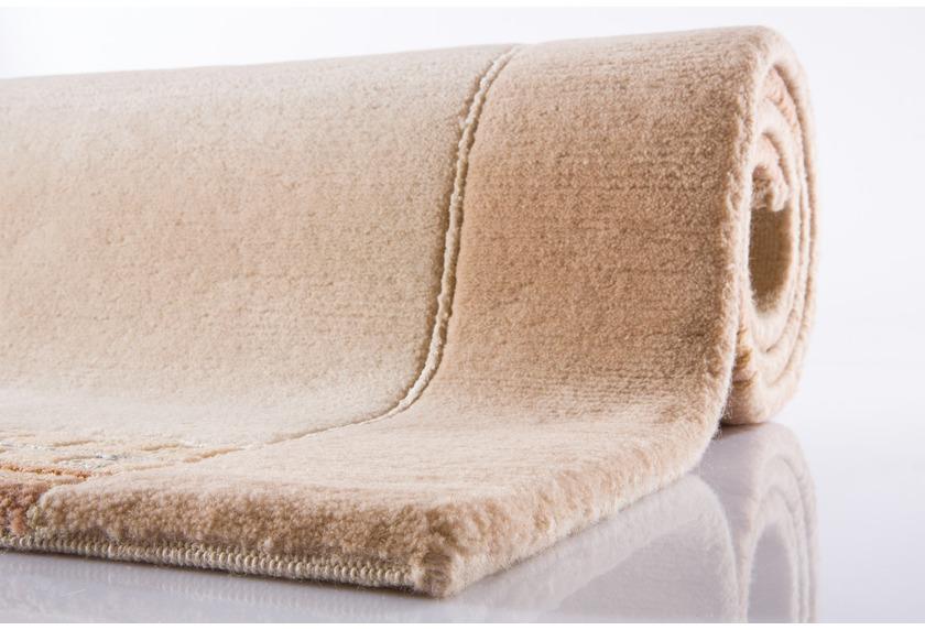 ghorka excl nepal teppich 401 beige teppich nepalteppich bei tepgo kaufen versandkostenfrei. Black Bedroom Furniture Sets. Home Design Ideas