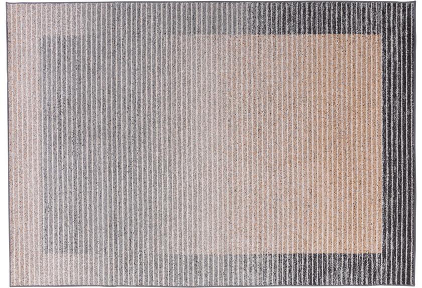 Gino Falcone Teppich Florentine GF-005 123 natur braun