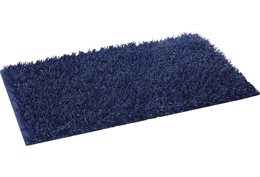 Gözze Allzweckteppich Shaggy Farbe dunkelblau