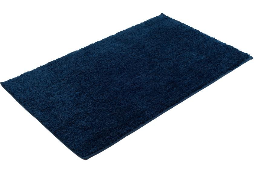 Gözze Mikrofaser Badteppich Rio dunkelblau