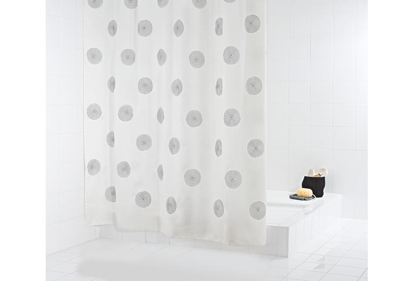 grund duschvorhang ali baba weiss schwarz badaccessoires duschvorhang bei tepgo kaufen. Black Bedroom Furniture Sets. Home Design Ideas