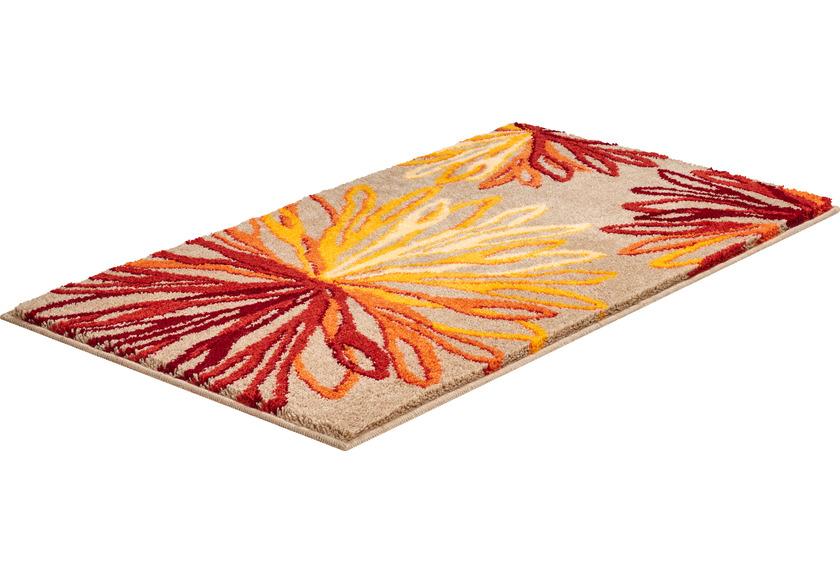 GRUND Badteppich ART orange/beige