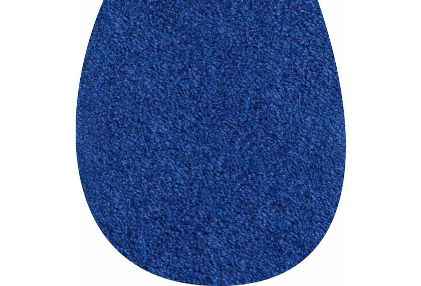 GRUND WC-Deckelbezug blau 47x50 cm