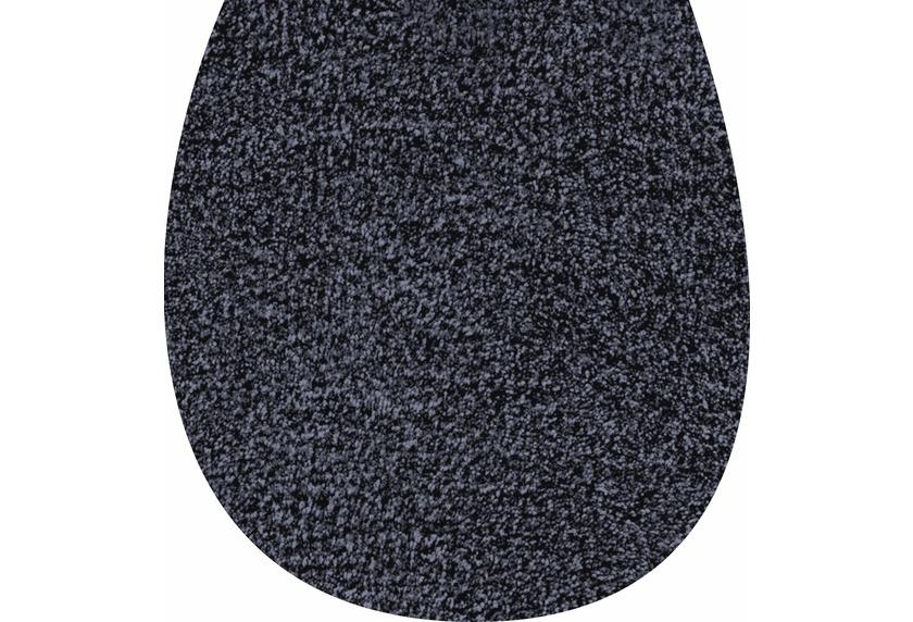 GRUND WC-Deckelbezug grau 47x50 cm