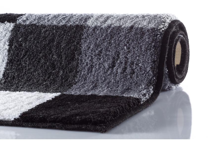 GRUND Badteppich BONA grau