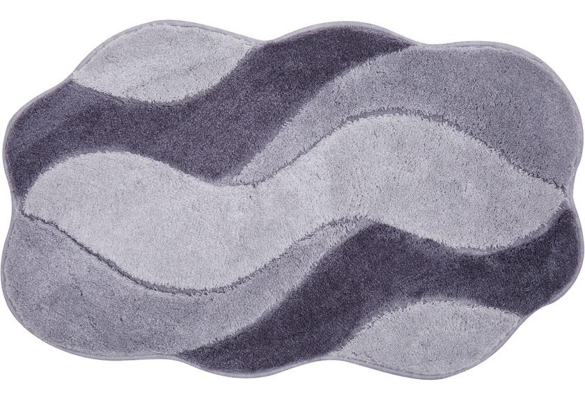 GRUND Badteppich CARMEN grau