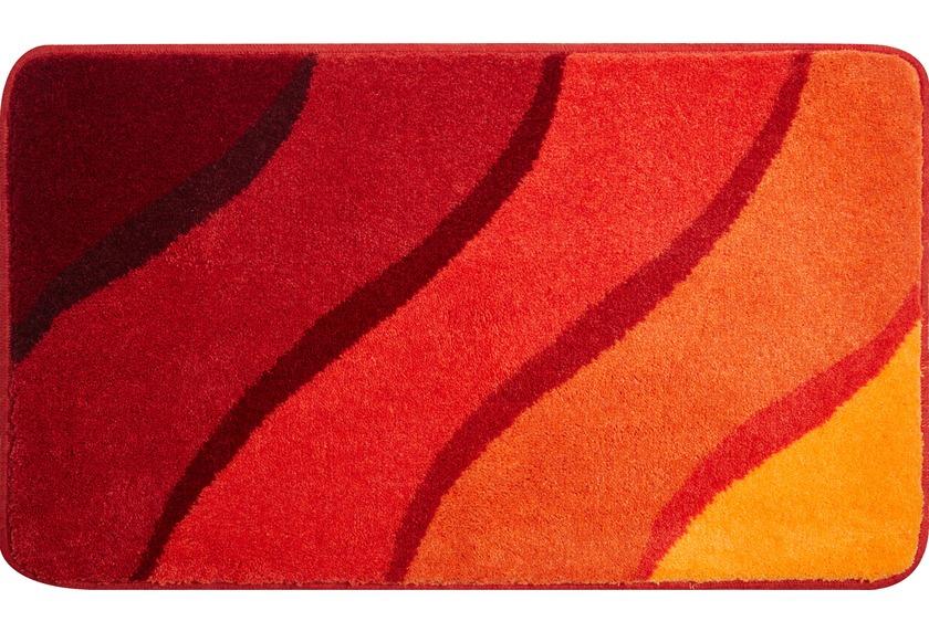 grund duna badteppich orange badteppiche bei tepgo kaufen versandkostenfrei. Black Bedroom Furniture Sets. Home Design Ideas