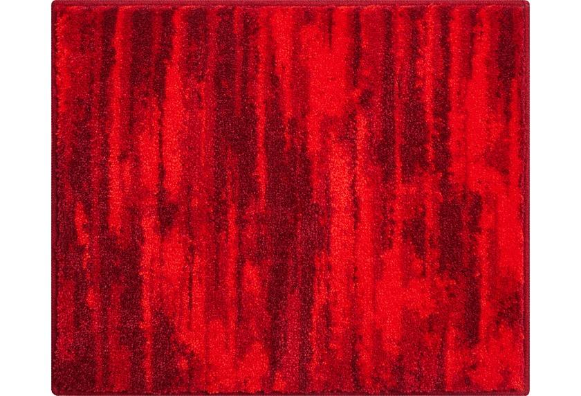 GRUND FANCY Badteppich rubin