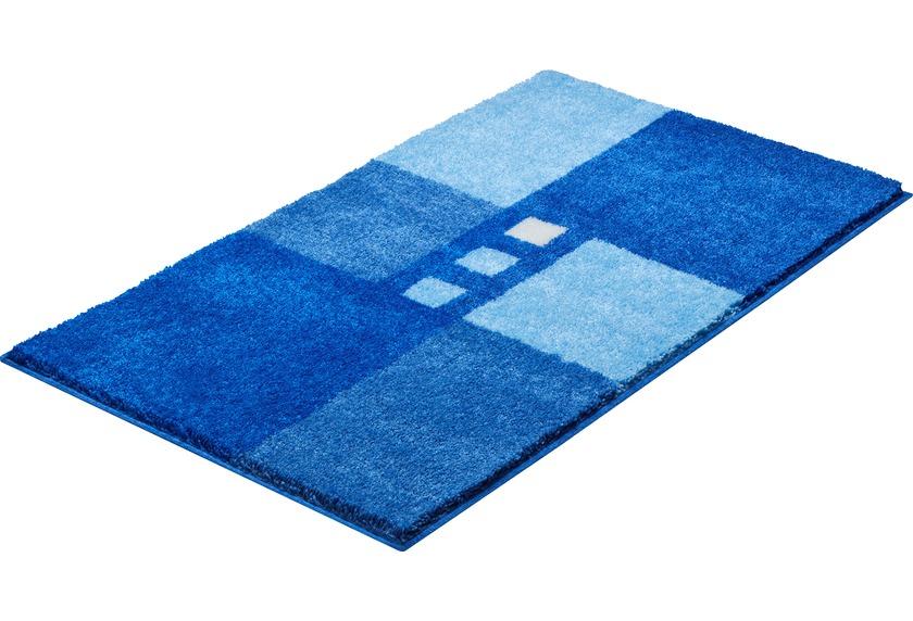 GRUND MERKUR Badteppich Blau