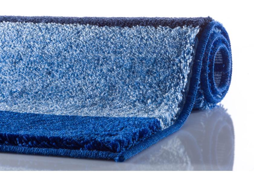 GRUND ROOM Badteppich Blau