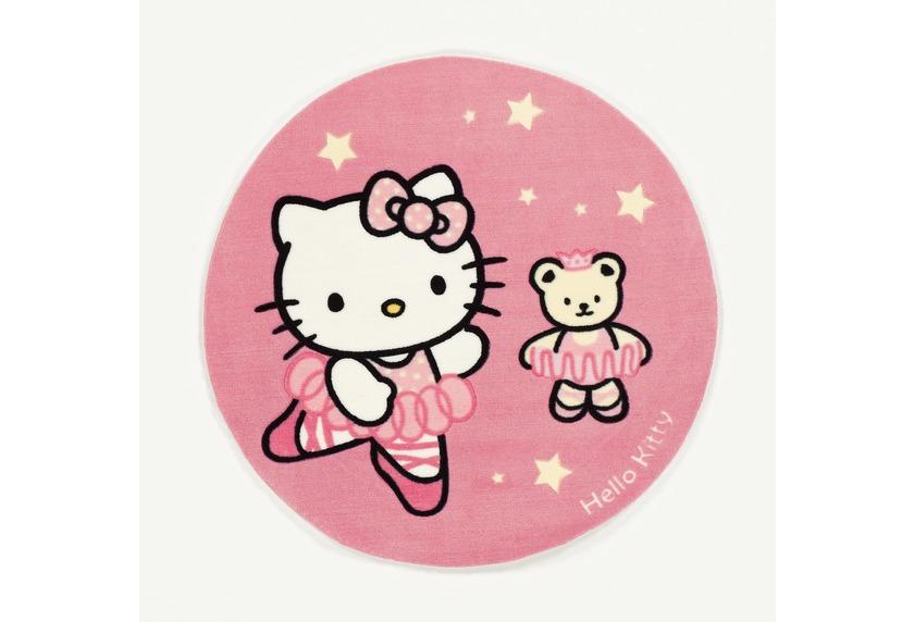 hello kitty teppich hk bc 25 rosa tiere teppich kinderteppich bei tepgo kaufen versandkostenfrei. Black Bedroom Furniture Sets. Home Design Ideas