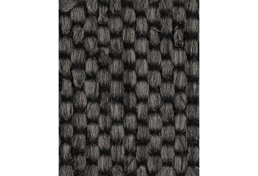hometrend goldi teppichboden flachgewebe schwarz 400 cm breit im wunschma konfigurieren und. Black Bedroom Furniture Sets. Home Design Ideas