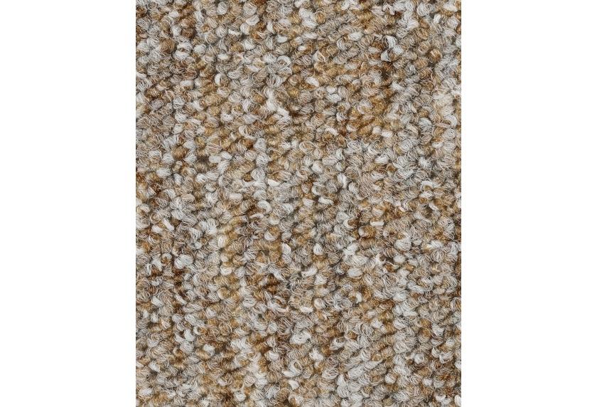 Hometrend DISCO/PHANTOM Teppichboden, Schlinge bedruckt, beige
