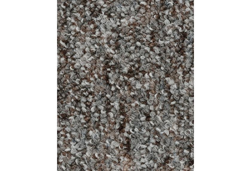 Hometrend DISCO/PHANTOM Teppichboden, Schlinge bedruckt, grau