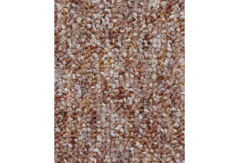 Hometrend DISCO/PHANTOM Teppichboden, Schlinge bedruckt, rot