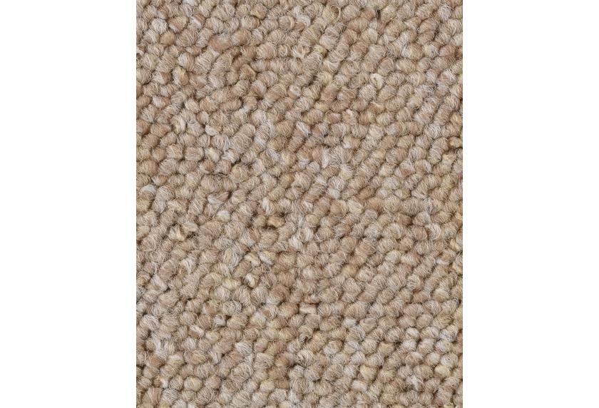 Hometrend BARDINO/ROCKY Teppichboden, Schlinge, beige meliert