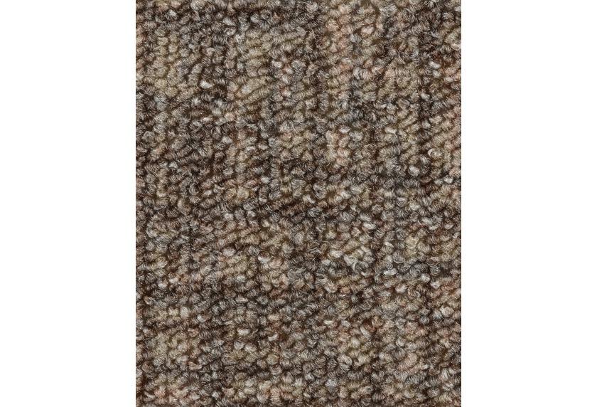 Hometrend IKARUS/ROBERTA Teppichboden, Schlinge gemustert, braun