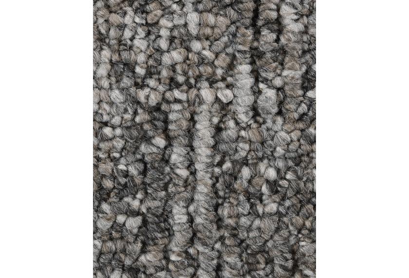 ilima Teppichboden Schlinge gemustert TAVIRA dunkelgrau