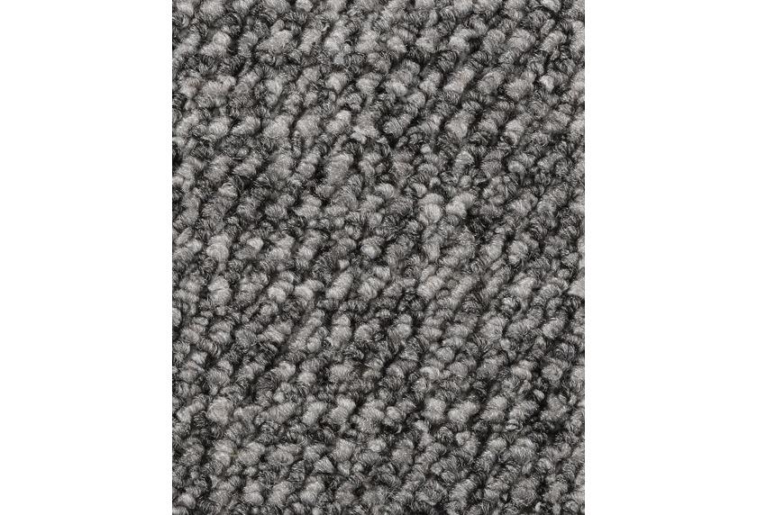 Hometrend ANEMONE/REVUE Teppichboden, Schlinge gemustert, grau