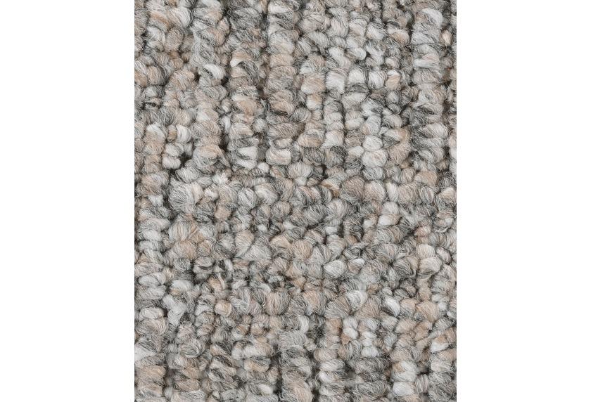 ilima Teppichboden Schlinge gemustert Alaska grau