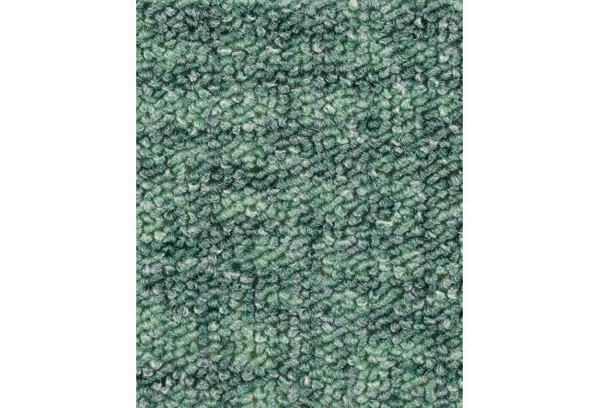 Hometrend IKARUS/ROBERTA Teppichboden, Schlinge gemustert Seegrün