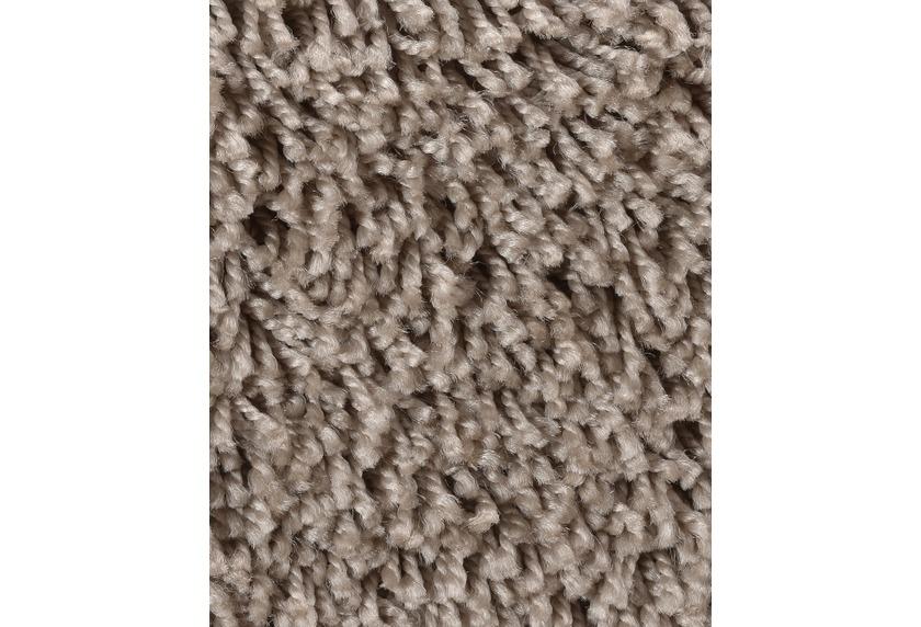ilima Teppichboden Shaggy Hochflor CARLITA/GREASE braun