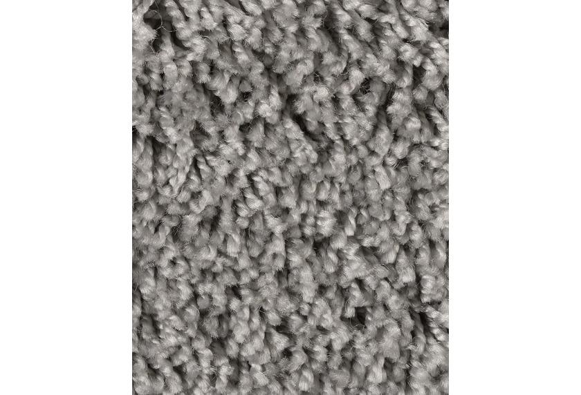 ilima Teppichboden Shaggy Hochflor CARLITA/GREASE grau