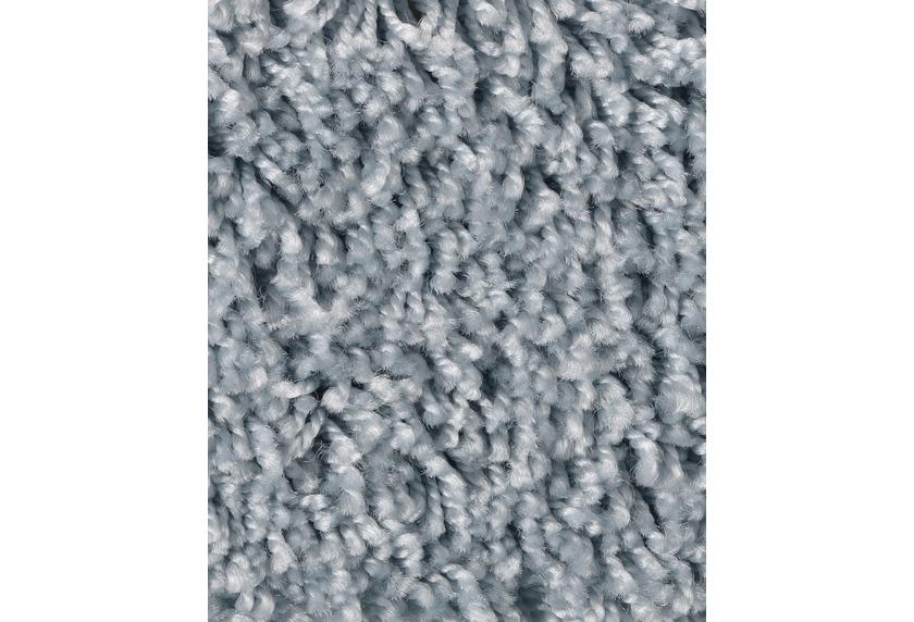 ilima Teppichboden Shaggy Hochflor CARLITA/GREASE himmelblau